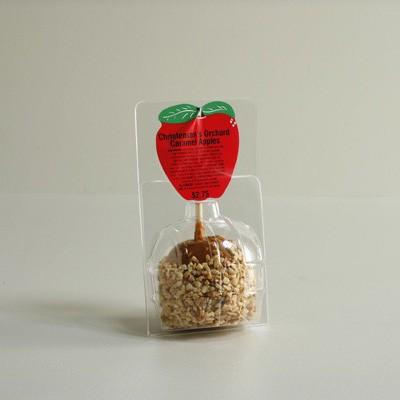 Caramel Apple Fold-Over Tray - Large