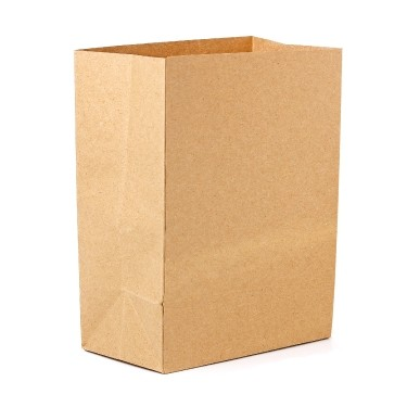 Grocery Bag - 57# Kraft without Handle