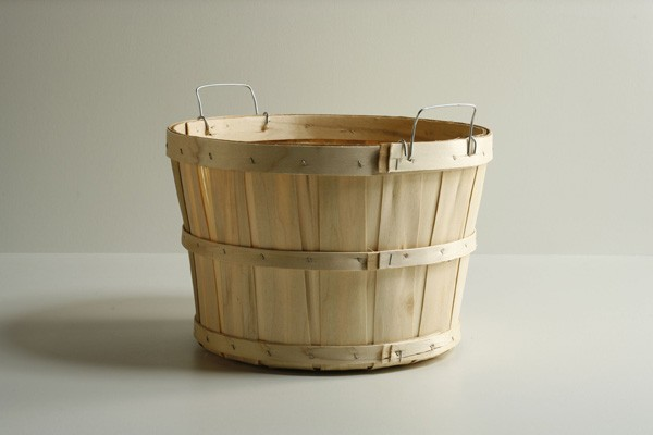 One Bushel Basket - Natural