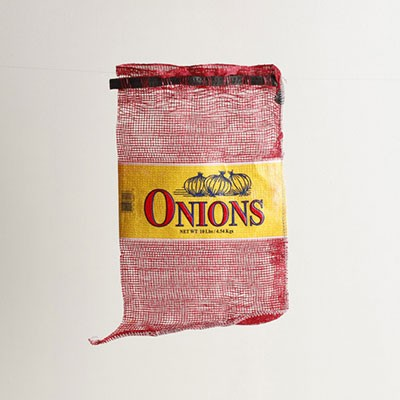 10lb Red Mesh Onion Bag