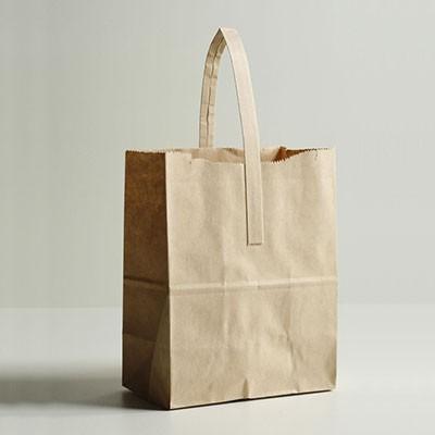 Kraft Paper Tote Bags