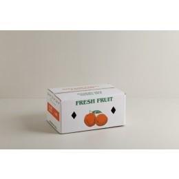 25 lb Peach Carton