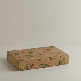 #410S - One Layer Gift Set - Carton & Lid - Kraft