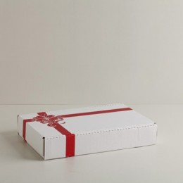 #410WS - One Layer Gift Set - Carton & Lid - White