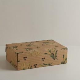 #420S - Two Layer Gift Set - Carton & Lid - Kraft