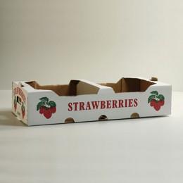#801 Quart Berry Shipper - 8 Quarts