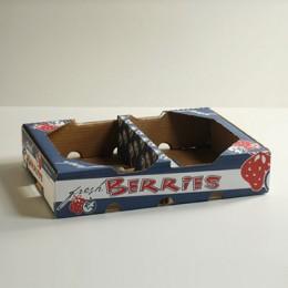 #812 Pint Berry Shipper - 12 Pints