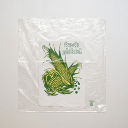 Dozen Ear Poly Corn Bags - Dispenser Pack