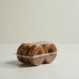 Donut Clamshell - Half Dozen