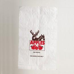 One Bushel Woven Feed Bag - Stock Print