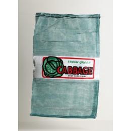 50lb Green Mesh Cabbage Bag