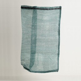 Five Dozen Mesh Bag, with Drawstring - Green