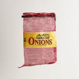 10lb Red Mesh Onion Bag