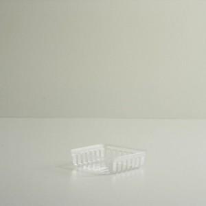 Half Pint Clear Plastic Tray