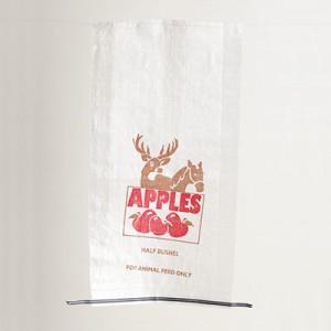 Half Bushel Woven Feed Bag - Stock Print